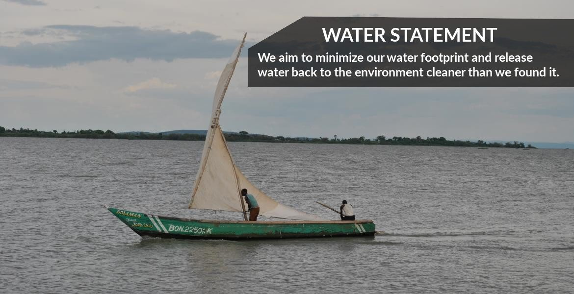 WATER STATEMENT