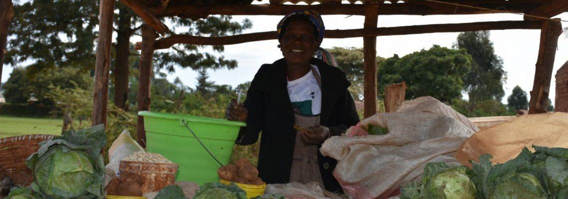 Long Rains, Good or Evil – Vegetable Vendor's Context